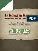 EB Bauman Monster Index