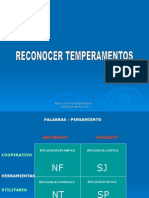 Conocer Temperamentos