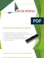 Lenguajes de Interfaz