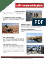 Dossier 19e RG presentation