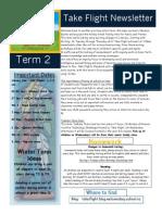 T2 2015 Newsletter Take Flight