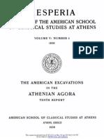 Athenian imperial coinage / [Josephine P. Shear]
