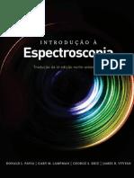_introdução à Espectroscopia