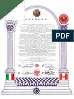 Tratado Italia Peru SC33