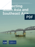 Connecting South Asia and Southeast Asia