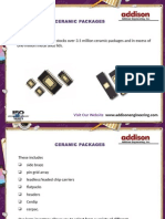 ceramic packages-Addison Engineering