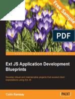 Ext JS Application Development Blueprints - Sample Chapter