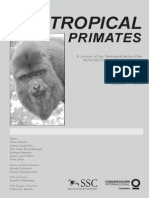 Neotropical Primates article