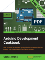 Arduino Development Cookbook - Sample Chapter