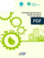 Transitioning Towards A Green Economy in Karnataka