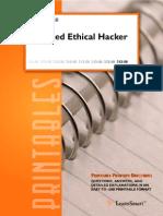 EC-Council CEH Printables Sample