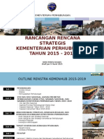 Renstra Kemenhub 2015-2019