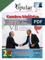 El Popular 303 Órgano de Prensa Oficial del Partido Comunista de Uruguay