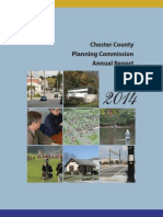 Chester County Planning Commission 2014 Annual Report