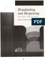 Broadcasting and Bargaining 0001