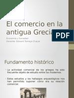 10. El Comercio en La Grecia Antigua