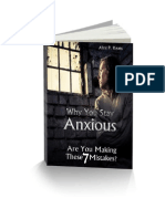 Why You Stay Anxious