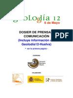 GEOLOD%CDA 2012 Dossier Huelva