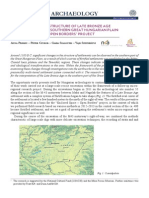 Research into the Structure of Late Bronze Age Settlements in the Southern Great Hungarian Plain