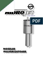 Hidrojet - Nozzles