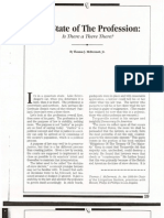 State of Profession 0001
