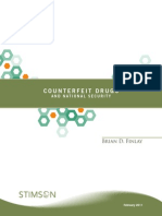 Full - Counterfeit Drugs and National Security