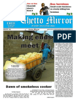 Ghetto Mirror April 2015 Issue
