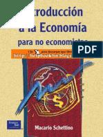 Introduccion Economia Para No Economistas-libre