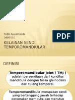 Kelainan Temporomandiular Joint