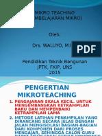 Mikro Teaching Waluyo