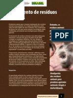 Tratamento de Residuos Animais
