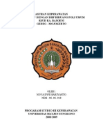 Askep ( Dhf ) Poli Umum