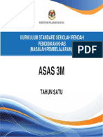 Dokumen Standard Asas 3M Tahun 1