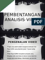 Pembentangan Analisis Video