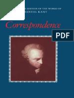 Kant, Immanuel - Correspondence (Cambridge, 1999).pdf