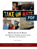 Many Faces of Hate