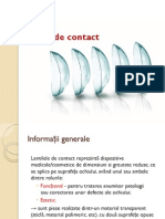 Lentile de ContactIII