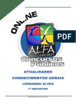 Atualidades Leonardo Alves 1o Enc