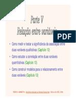 Cap 12 - Análise de Dados Categorizados
