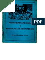 Psicossomática Reichiana e Metodologia Da Orgonoterapia