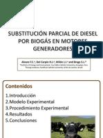 1. Diesel Biogás