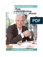 Learn From the Examiner Speaking e Book