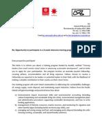 AusAID_USyd_TrainingProgram_Invitation&ApplicantInfo.pdf