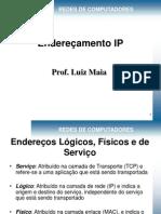 Endereçamento IP - completo