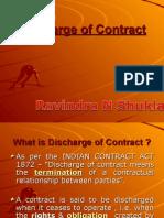 dischargeofcontract-140423081343-phpapp01