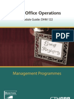 Duties & Responsibilities of Front Office Staff | Debits And Credits