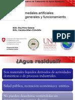 Tecnología de Humedales Artificiales CSUCA 2015