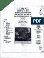 St. Johns Woods Proferred Redevelopment Plan, October 2014