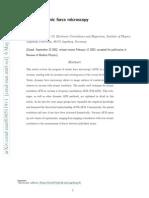 Advances in atomic force microscopy.pdf