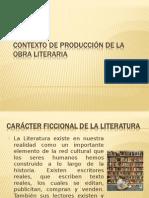 LITERATURA  Clase Literatura e Identidad